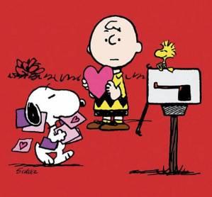Peanuts' Valentine